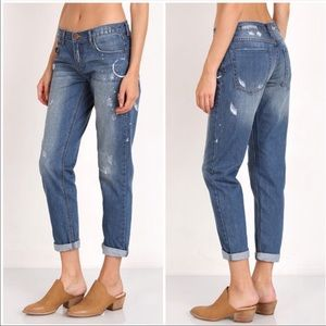 NWT One Teaspoon Blue Cult Awesome Baggies Jeans